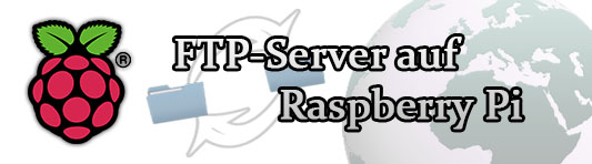 Raspberry Pi FTP-Server