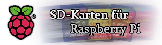 SD-Karten für Raspberry Pi