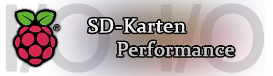 SD-Karten Performance