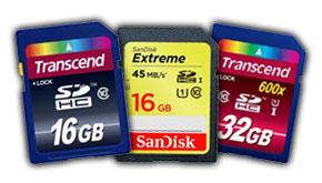Raspberry Pi SD-Karten
