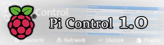 Pi Control 1.0