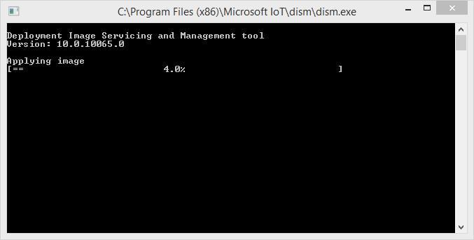 Microsoft IoT_dism.exe