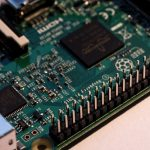 40-PIN GPIO auf Raspberry Pi 3