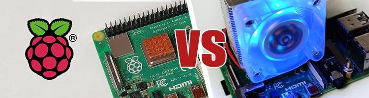 Raspberry Pi: ICE Tower CPU Kühler im Vergleichstest