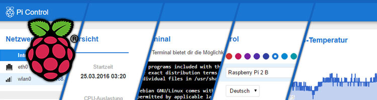 Pi Control 2.0 - Open Beta
