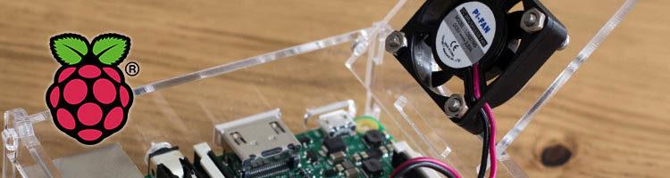 Raspberry Pi 3: Aktive Kühlung