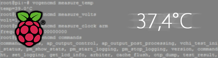 Raspberry Pi - CPU-Temperatur auslesen