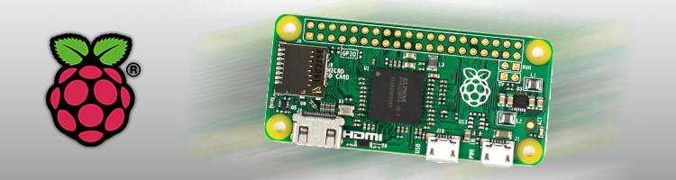 Raspberry Pi Zero vorgestellt