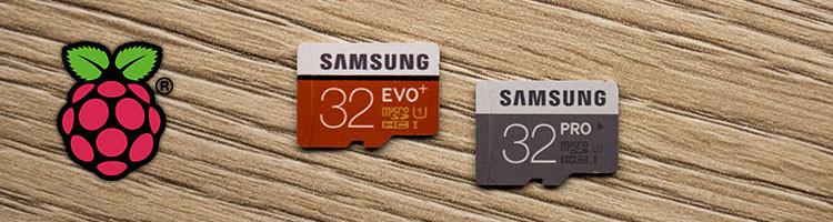 Samsung Evo Plus vs. Samsung Pro