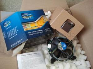 Intel i5 3570k unboxed