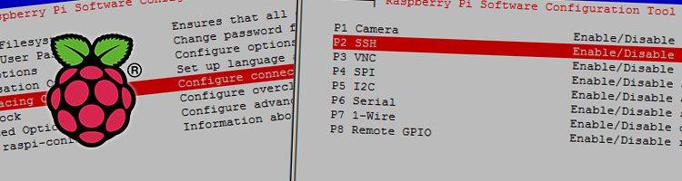 Raspbian: SSH aktivieren